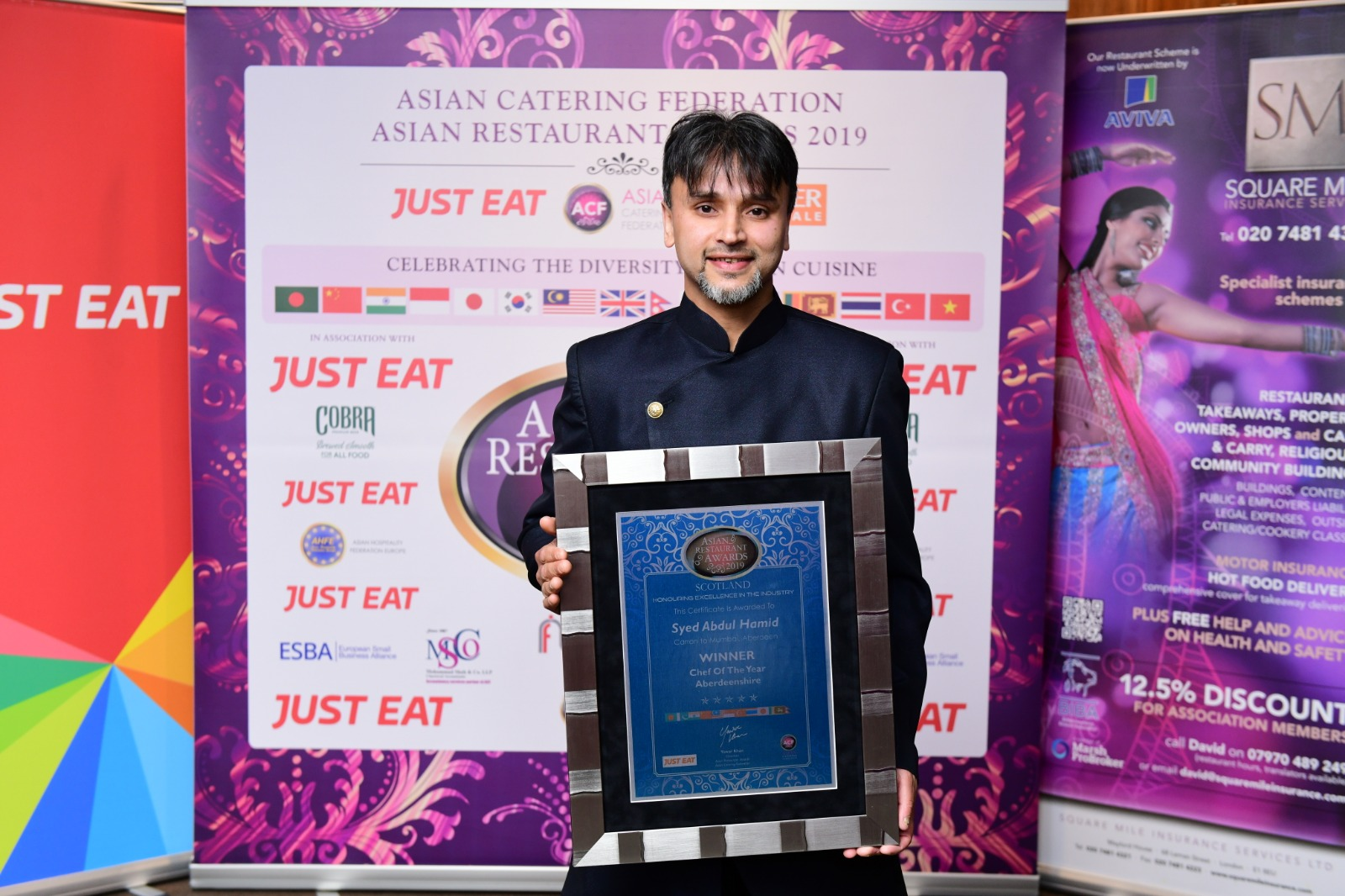 Asian Restaurant Awards 2019 In Edinburgh Winners Asian